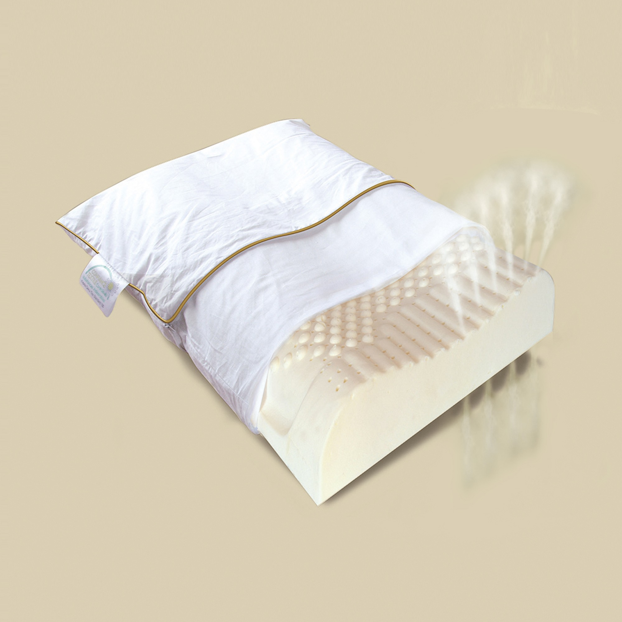 Oreiller à mémoire de forme : Quelle est la particularité de l'oreiller ?