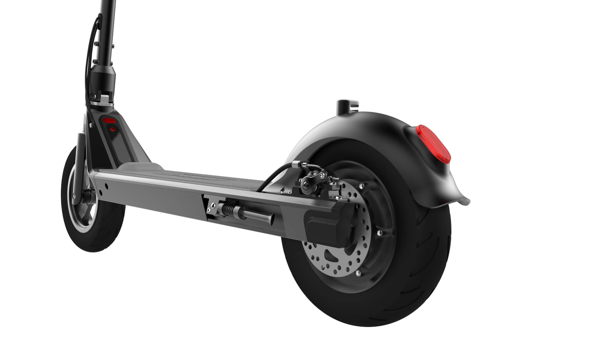 Trottinette électrique : pourquoi ne pas rouler à pleine vitesse ?